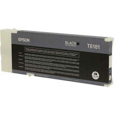 Картридж (C13T618100) EPSON для B500 (очень большой емкости) черный (C13T618100)Картриджи для струйных аппаратов Epson<br>очень большой емкости<br>