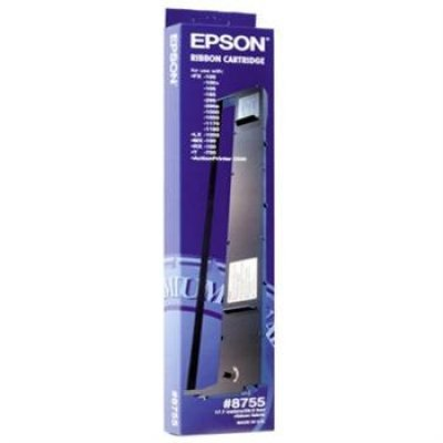 Картридж (C13S015055BA) EPSON для DFX-5000/5000+/8000/8500 (C13S015055BA)Картриджи к матричным устройствам Epson<br>15 млн знаков<br>