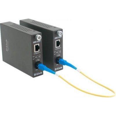 Медиаконвертер D-Link DMC-920T (DMC-920T) медиаконвертер d link dmc f02sc a1a медиаконвертер с 1 портом 10 100base tx и 1 портом 100base fx с разъемом sc для многомодового оптического кабеля
