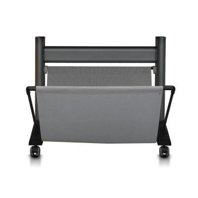 Стойка для МФУ и плоттеров Designjet Stand? HP DesignJet T1100 24in and HP DesignJet T610 24in + media bin / C7781A (Q6663A)Стойки для оргтехники HP<br>Подставка HP Designjet Zx100/Tx100/Tx10/ T770 обеспечивает оптимальный доступ к принтеру Designjet, а отпечатки различных размеров безопасно и аккуратно собираются во встроенном лотке для печатных материалов, освобождая полезное место на столе или пространство<br>