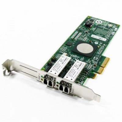 ������� ����� hp storageworks fca 82q dual channel 8gb fc host bus adapter pci-e (aj764a)(aj764a)