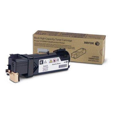 Принт-картридж Phaser 6128MFP Желтый (2500 отпечатков) (106R01458)Тонер-картриджи для лазерных аппаратов Xerox<br>Yellow Toner Cartridge<br>