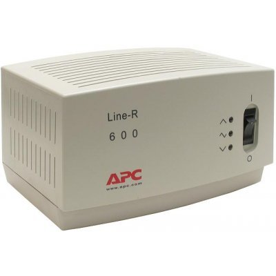 Стабилизатор напряжения APC Line-R 600VA 230V (LE600I) (LE600I)Стабилизаторы напряжения APC<br>600W, Диапазон входного напряжения при работе от сети: 160-270 В, 4 выхода (для UPC) Вес 3,14 кг<br>