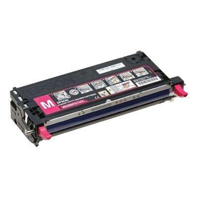 Картридж (C13S051163) EPSON для AcuLaser C2800 пурпурный  (стандартной емкости) (C13S051163)Тонер-картриджи для лазерных аппаратов Epson<br>Cartridge AcuLaser C2800N magenta, 2000 стр.<br>