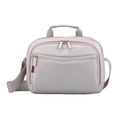 Сумка для ноутбука Sumdex CASE PON-348WT 10.2 полиэстер, белый (PON-348WT) сумка для ноутбука sumdex case pon 302bk 15нейлон чёрный pon 302bk