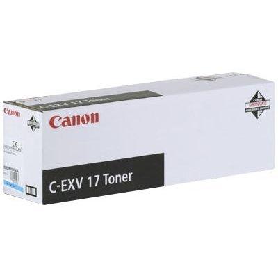Тонер (0259B002) Canon C-EXV17 желтый (0259B002) тонер 0259b002 canon c exv17 желтый 0259b002