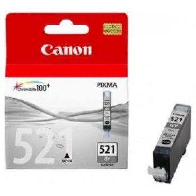 Картридж (2937B004) Canon CLI-521 серый (2937B004) картридж для принтера colouring cg cli 426c cyan