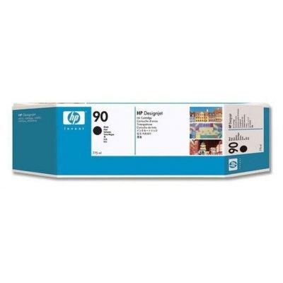 Набор картриджей HP № 90 (C5095A) 3 шт, 775мл, черный (C5095A)Картриджи для струйных аппаратов HP<br>для DesignJet 4000/4500,<br>