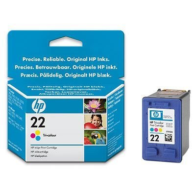 Картридж HP № 22 XL (C9352CE) для HP DeskJet 3920 / 3940,  цветной (C9352CE)