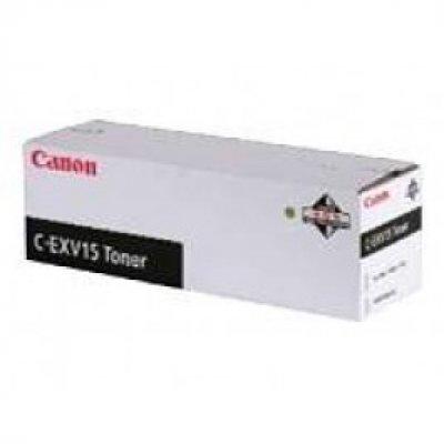 Тонер (0387B002) Canon C-EXV15 черный (0387B002)Тонеры для лазерных аппаратов Canon<br>47000 sheets x 2 bottles coverage A4 6%<br>