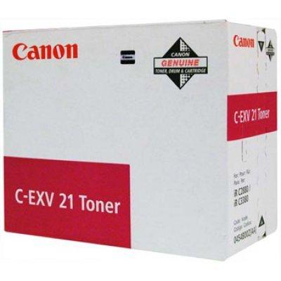 Тонер (0455B002) Canon C-EXV21 желтый (0455B002)Тонеры для лазерных аппаратов Canon<br>(36000 copies)<br>