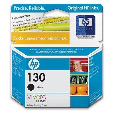 Набор картриджей HP № 130 (C9504HE)  2 штуки, черный (C9504HE)  цены