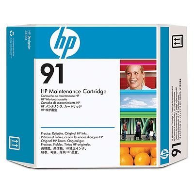 Печатающая головка HP № 91 (C9518A) для техобслуживания DesignJet Z6100 (C9518A)Печатающие головки HP<br>(Описание)<br>