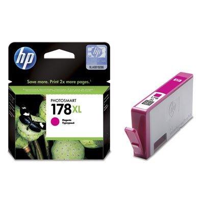 Картридж HP № 178XL (CB324HE) пурпурный (CB324HE) hp cb324he 178xl magenta ink cartridge