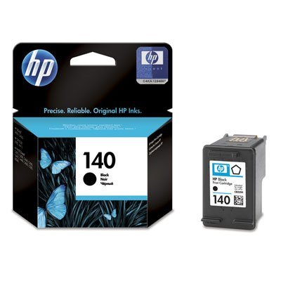 Картридж HP № 140 (CB335HE) черный (CB335HE) картридж с чернилами compatible for hp 140 xl hp hp deskjet 5363 d4263 officejet 6413 j5783 photosmart c4283 c4343 c5283 d5363