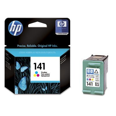Картридж HP № 141 (CB337HE) цветной (CB337HE) картридж с чернилами compatible for hp 140 xl hp hp deskjet 5363 d4263 officejet 6413 j5783 photosmart c4283 c4343 c5283 d5363