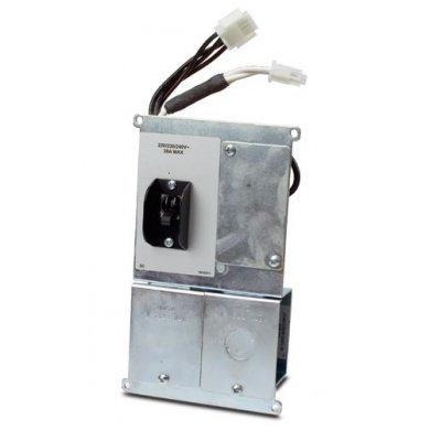 Коннектор электропитания APC Symmetra RM 2-6kVA 230V Hardwire Kit (SYPD9)Коннекторы электропитания ИБП APC<br>Сетевой переходник APC Symmetra RM 2-6kVA 230V Hardwire Kit<br>
