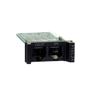Модуль для ИБП APC Surge Module for Analog Phone Line, Replaceable, 1U (PTEL2R) (PTEL2R)Модули для ИБП APC<br>Дополнительные средства защиты APC PTEL2R - REPLACEABLE, RACKMOUNT, 1U, 2 LINE TELCO SURGE PROTECTION MODULE (PTEL2R)<br>
