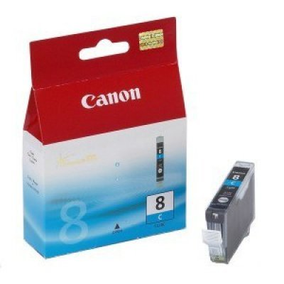 Картридж (0621B024) Canon CLI-8C голубой (0621B024) new original print head qy6 0061 00 printhead for canon ip4300 ip5200 ip5200r mp600 mp600r mp800 mp800r mp830 plotter