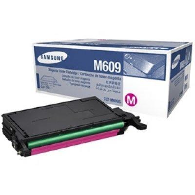 Тонер-Картридж пурпурный Samsung CLT-M609S для CLP-770ND (CLT-M609S/SEE) кобура кобура gletcher поясная для clt 1911