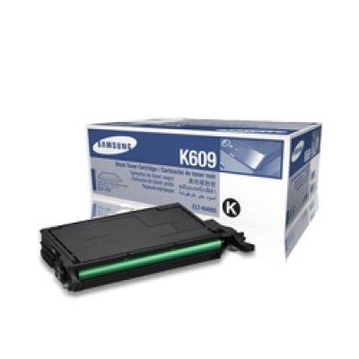 Тонер-Картридж черный Samsung CLT-K609S для CLP-770ND (CLT-K609S/SEE)Тонер-картриджи для лазерных аппаратов Samsung<br>для CLP-770ND<br>