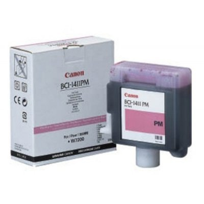 Картридж (7579A001 ) Canon BCI-1411PM фото пурпурный (7579A001)Картриджи для струйных аппаратов Canon<br>для Canon W7200, W8200, W8400D<br>