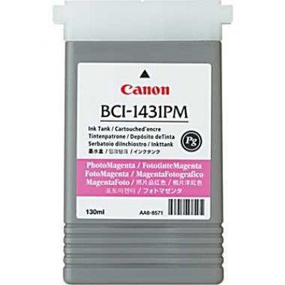 Картридж (8974A001) Canon  BCI-1431PM фото пурпурный (8974A001)Картриджи для струйных аппаратов Canon<br>для Canon BJ-W6200/W6400P (130 ml)<br>