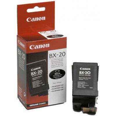 Картридж (0896A002) Canon BX-20 (0896A002) ten point vapor м н блочный