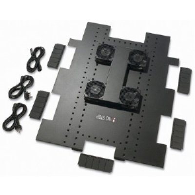 Cистема охлаждения APC Netshelter SX Roof Fan Tray 208-230 VAC 750mm (ACF504)Системы охлаждения для ИБП APC<br>(Описание)<br>
