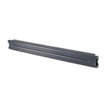 Заглушка для корпуса APC 1U 19 Black Modular Toolless Blanking Panel - Qty 10 (AR8136BLK)Заглушки для корпусов APC<br>Модульные панели-заглушки высотой 1U для предотвращения подсоса горячего воздуха через незанятое пространство стойки, устанавливаются без инструментов (10 шт.)<br>