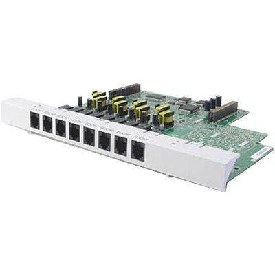 Плата Panaonic KX-TE82474X на 8 внутр. SLT линий (KX-TE82474X)Платы расширения Panasonic<br>для KX-TES824/TEM824<br>