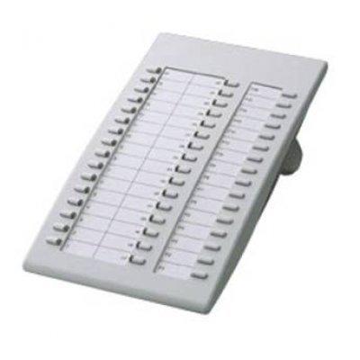 Консоль прямого доступа KX-T7740X (DSS) (32 кнопки DSS/BLF, 16 кнопок PF) (KX-T7740X)Клавишные приставки системных телефонов Panasonic<br><br>