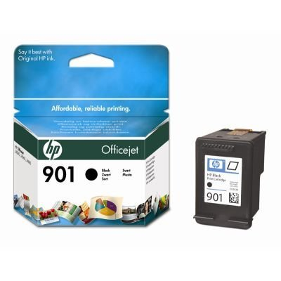Картридж HP № 901 (CC653AE) Officejet , черный (CC653AE)