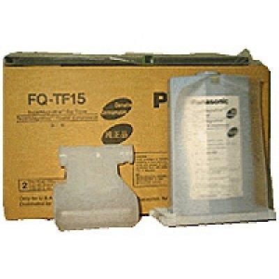 Тонер Panasonic FQ-TF15-PU черный (FQ-TF15-PU)Тонеры для лазерных аппаратов Panasonic<br>черный (5 тыс.копий) для FP-7713/15, FP-7813/7113/7115<br>