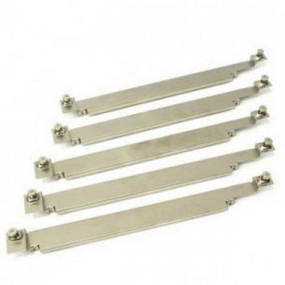 Заглушка слота питания для KX-TDA100/200/600, TDE100/200 (комплект 5 шт., металл) (KX-A258XJ)Заглушки слотов питания Panasonic<br><br>