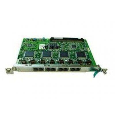 Плата для подключения 8 базовых станций DECT KX-TDA0144XJ (KX-TDA0144XJ)Платы расширения Panasonic<br>для KX-TDA100/200/600, TDE100/200/600<br>