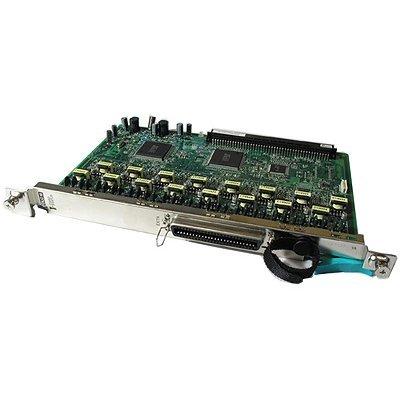 Плата 16 внутренних цифровых линий для KX-TDA100/200/600, TDE100/200/600 (KX-TDA0172XJ) акс panasonic kx tda0171xj для tda100 200