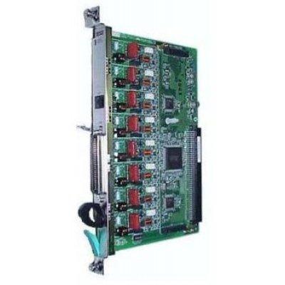 все цены на Плата 8 городских аналоговых линий для KX-TDA100/200, TDE100/200 (KX-TDA0180X) онлайн