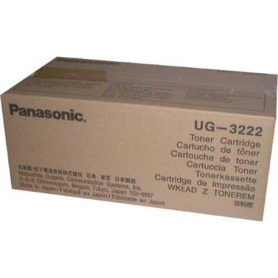 Тонер Panasonic UG-3222 (UG-3222)Тонеры для лазерных аппаратов Panasonic<br>для  UF-490/4100 (3000 копий)<br>