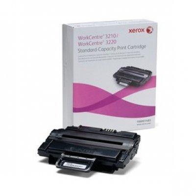 Принт Картридж WorkCentre 3210/3220 повышенной емкости (4100 страниц) (106R01487) картридж easyprint lx 3210 106r01487 для xerox workcentre 3210 3220 черный с чипом 4100стр