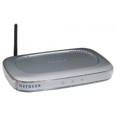 Wi-FI Точка доступа Netgear WG602 (WG602-400PES)Wi-Fi точки доступа Netgear<br>54Мбит/с со съемной антенной, поддерживает client mode (1 LAN порт 10/100 Мбит/с). Высокая скорость – беспроводная связь до 54 Mbps.<br>