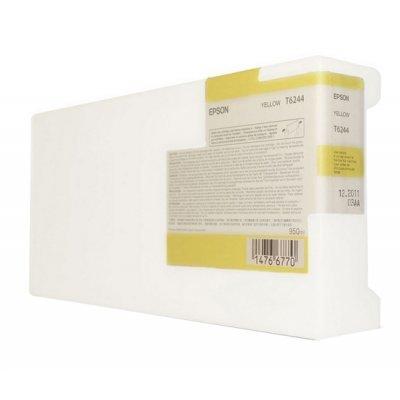 Картридж (C13T624400) EPSON I/C SP-GS6000  : желтый  950ml (C13T624400)Картриджи для струйных аппаратов Epson<br>(Описание)<br>