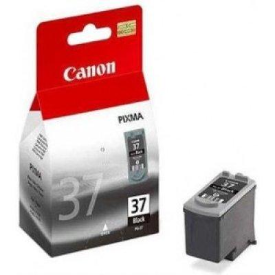 Картридж (2145B005) Canon PG-37 IJ EMB черный (2145B005)Картриджи для струйных аппаратов Canon<br>для Canon iP1800/1900/2500/2600/MP140/210/190/220/MX300/310<br>