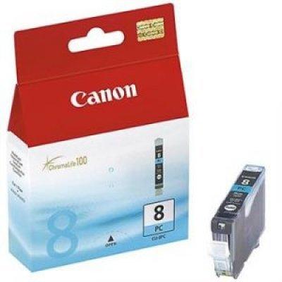 Картридж (0624B024) Canon CLI-8PC IJ EMB фото-голубой (0624B024), арт: 52852 -  Картриджи для струйных аппаратов Canon