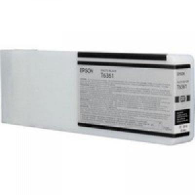 Картридж (C13T636100) EPSON для Stylus Pro 7900/9900 (700 мл) фото-черный (C13T636100)
