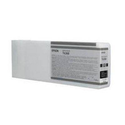 Картридж (C13T636800) EPSON для Stylus Pro 7900/9900 (700 мл) матовый черный (C13T636800)Картриджи для струйных аппаратов Epson<br>700 мл матовый черный<br>