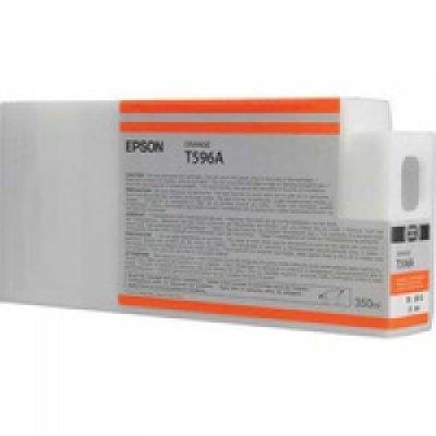 Картридж (C13T596A00) EPSON I/C SP 7900 / 9900  : оранжевый 350 ml (C13T596A00)Картриджи для струйных аппаратов Epson<br>оранжевый 350 ml<br>