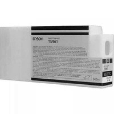 Картридж (C13T596100) EPSON I/C SP 7900 / 9900  : фото-черный  350 ml (C13T596100)Картриджи для струйных аппаратов Epson<br>фото-черный  350 ml<br>