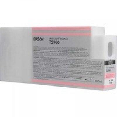 Картридж (C13T596600) EPSON I/C SP 7900 / 9900  : светло-пурпурный 350 ml (C13T596600)Картриджи для струйных аппаратов Epson<br>светло-пурпурный 350 ml<br>