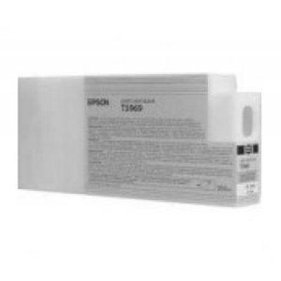 Картридж (C13T596900) EPSON I/C SP 7900 / 9900  : светло-светло-черный 350 ml (C13T596900)Картриджи для струйных аппаратов Epson<br>350 ml<br>